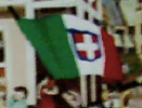 Italian history and the flags.